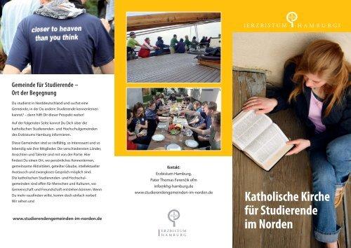 Gemeinde für Studierende - Katholische Hochschulgemeinde ...