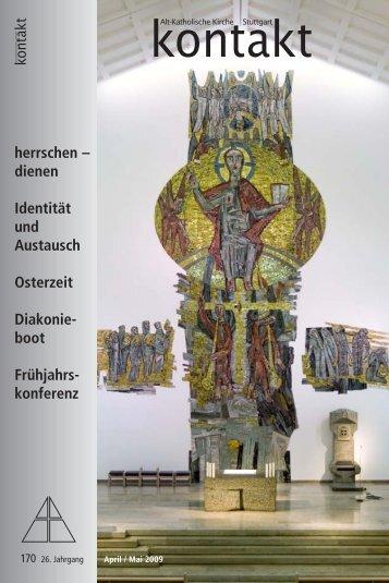 kontakt - Alt-Katholische Gemeinde Stuttgart