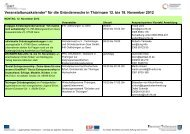 Veranstaltungskalender* für die Gründerwoche in Thüringen 12. bis ...