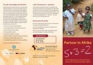 Partner in Afrika - Park-Klinik Kiel