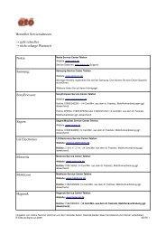 Hersteller Auskunft 2009 - ETO24.de