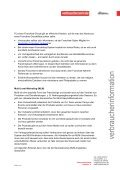 Verbraucherinfo zur Heimarbeit - Seite 6