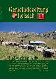 GZ115Leisach.pdf - Leisach - Land Tirol