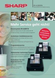 Mehr Service geht nicht! - Günstige Kassen und Kassensysteme