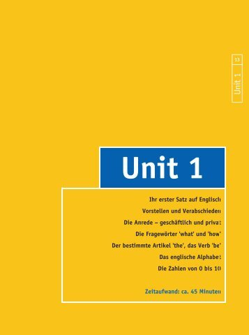 Unit 1 - Digital Publishing