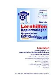 Lernhilfen - Institut für Pädagogische Psychologie