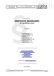 GESETZLICHE GRUNDLAGEN - Robert Aehnelt