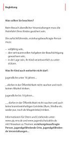 Ohne Eltern ausgehen? Elterninfo zum Erziehungsauftrag - Stadt Köln - Seite 4