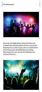 Ohne Eltern ausgehen? Elterninfo zum Erziehungsauftrag - Stadt Köln - Seite 5