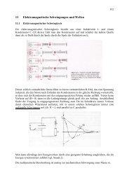 11 Elektromagnetische Schwingungen und Wellen