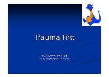 Trauma First