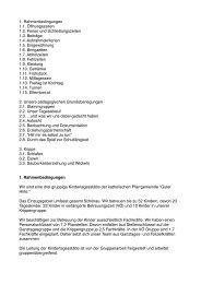Leitlinien als PDF - KiTa Guter Hirte