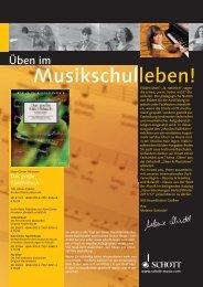 Laden Sie hier die Broschüre als PDF herunter - Schott Music