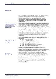Angst - Praxis Dr. med. Hans G. Scherrer