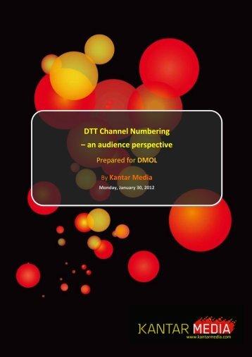 Kantar Media Research Report (PDF) - Digital UK