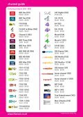 channel guide - Page 2