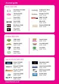 channel guide - Page 4