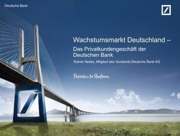Premium Pur - Deutsche Bank