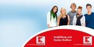 Ausbildung und Duales Studium - Kaufland