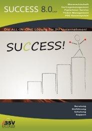 Success! Mappe V3 Branche Büro & IT - BSV Software