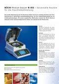 BÜCHI Moisture Analyzer B-302 - Seite 2