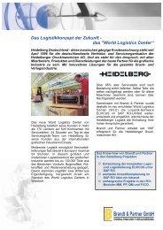 World Logistics Center - Brandt & Partner GmbH