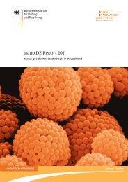 nano.DE-Report 2011 - nanoTruck Treffpunkt Nanowelten