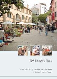 TOP Einkaufs-Tipps - Top Magazin Stuttgart
