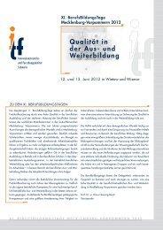 Qualität in der Aus- und Weiterbildung - BiBB