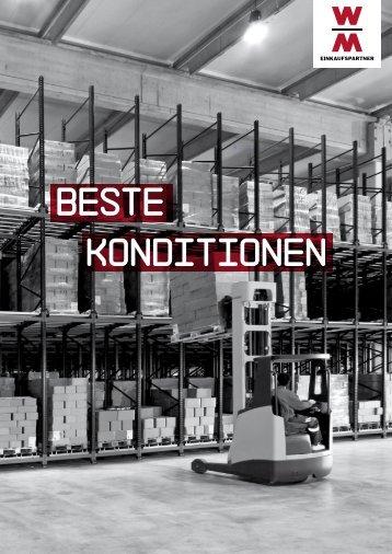 Konditionen Beste - Wolff & Müller