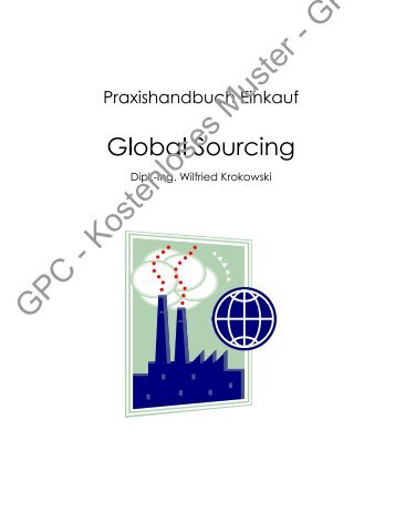 GPC - Kostenloses Muster - GPC - Global Sourcing Portal