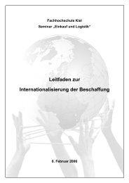 Leitfaden zur Internationalisierung der Beschaffung - BME