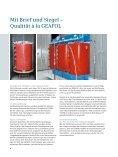 Der GEAFOL – zertifizierte Qualität - Siemens - Seite 6