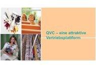 Präsentation (PDF) - QVC