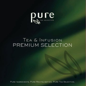 Pure Tea Brochure.pdf - Tuco - Purchasing