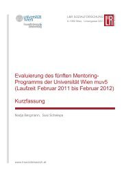 Kurzfassung Evaluierung muv5 (PDF) - Personalwesen und ...