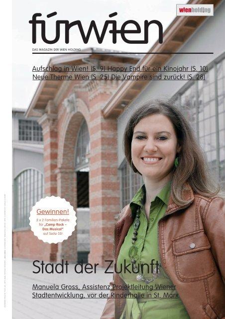 Renate Brauner - Wien Holding