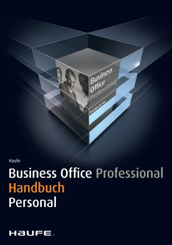 Business Office Professional Handbuch Personal - iDesk2 - Haufe.de