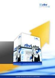 rhvLohn KatalogIAbrei - rhv GmbH