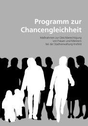Programm zur Chancengleichheit - Krefeld