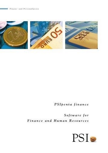PSIpenta finance - IPAS Software GmbH