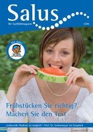 Gewinnspiel - Salus BKK