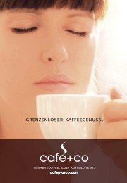 Laden Sie hier Wissenswertes über café+co herunter