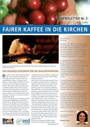 Download (PDF; 2,0 MB) - Fairer Kaffee in die Kirchen