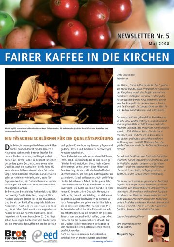 Download (PDF; 2,0 MB) - Fairer Kaffee in die Kirchen