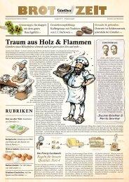 Brot.Zeit - Bäckerei Günther