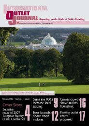 Winter 2008 Issue - Value Retail News