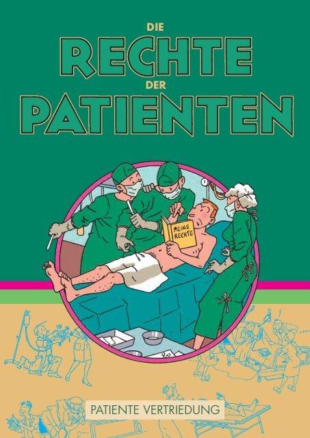 DIE RECHTE DER PATIENTEN - Patientevertriedung asbl