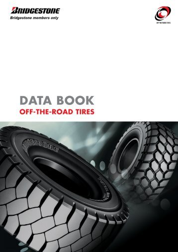 DATA BOOK - OTR Tire Depot
