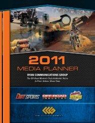 MEDIA PLANNER - Off-Road Industry Magazine